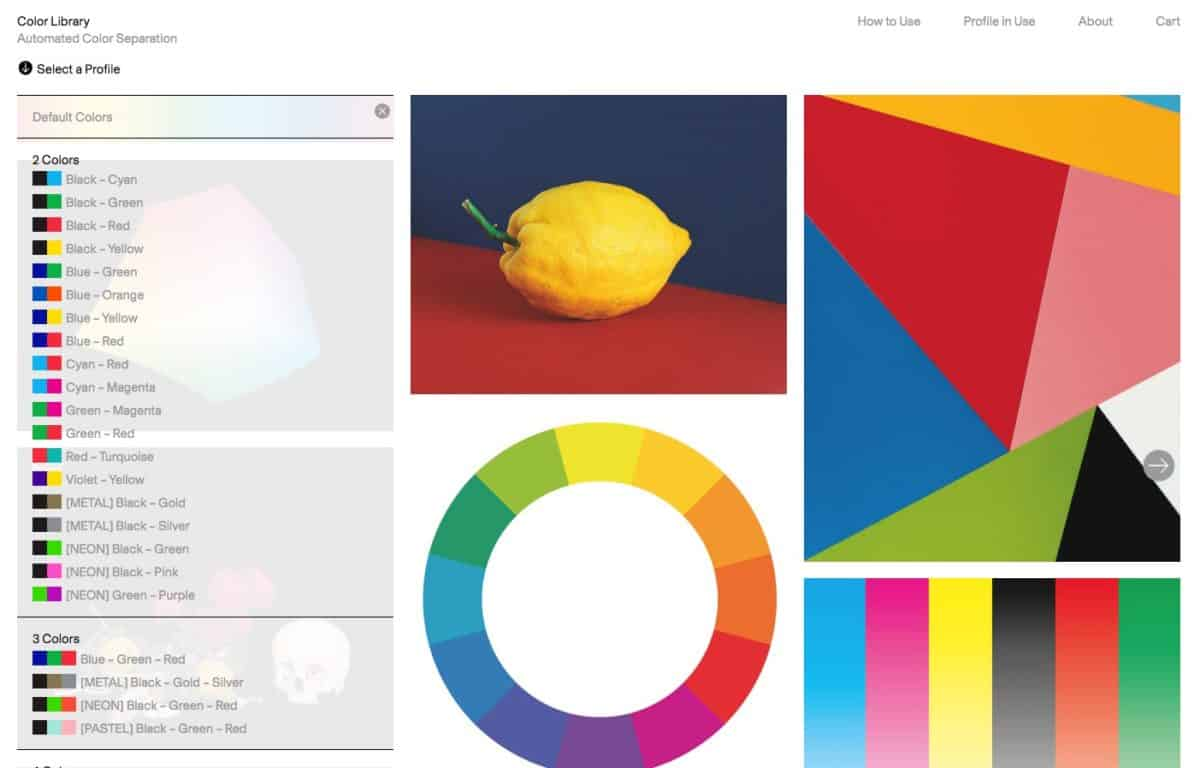 Color_Library