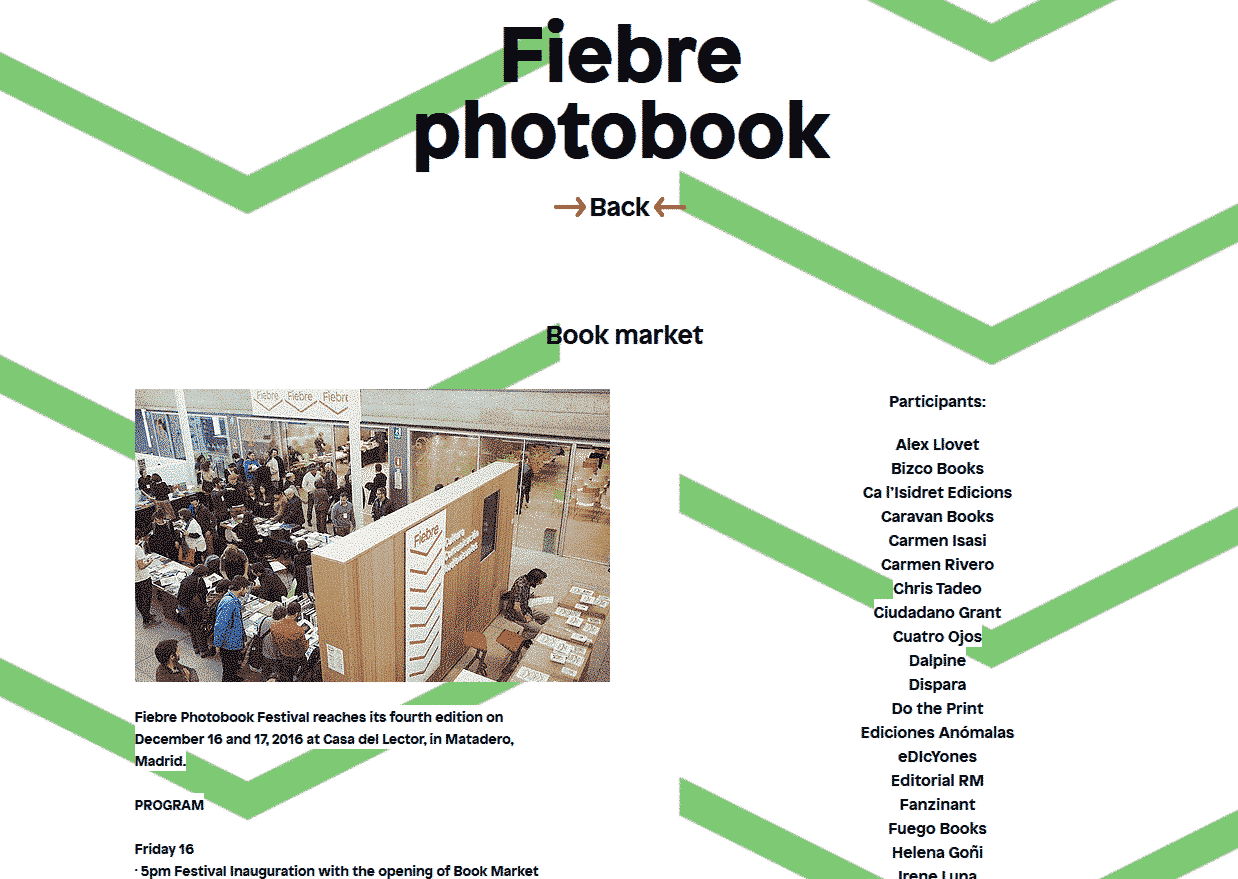 book market | Fiebre Photobook