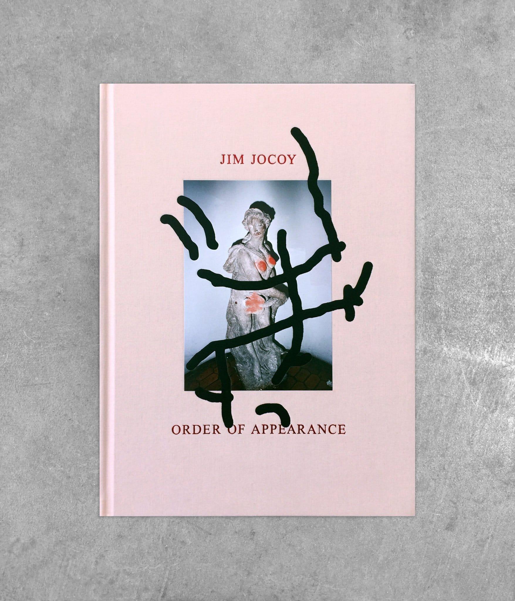 Order of Appearance by Jim Jocoy – TBW Books