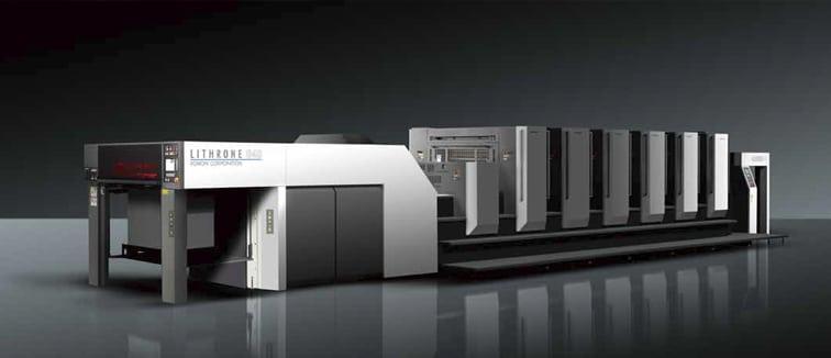 HUV Offset Printing – Cassochrome