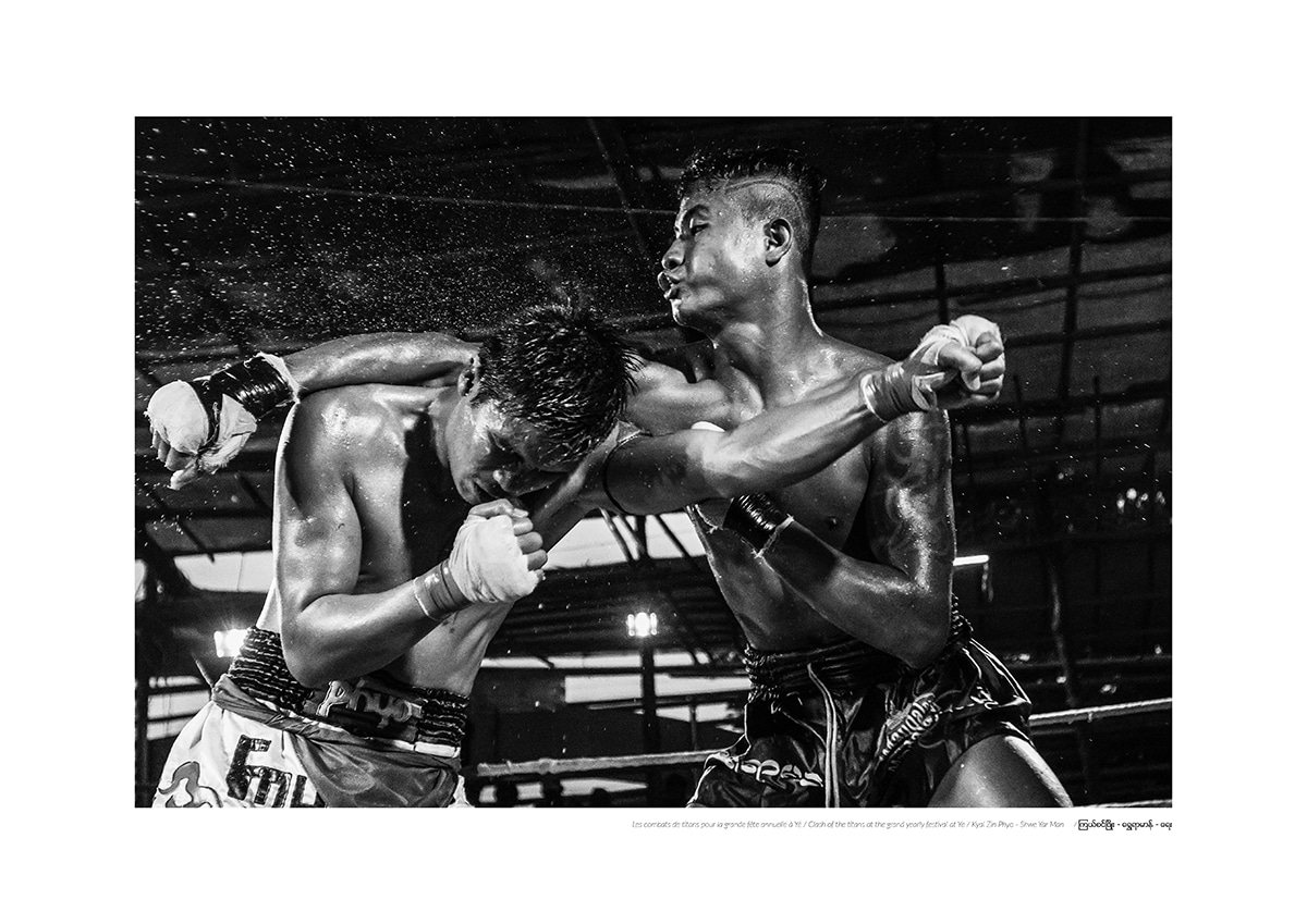 Exposition Martial Couderette, Lethwei