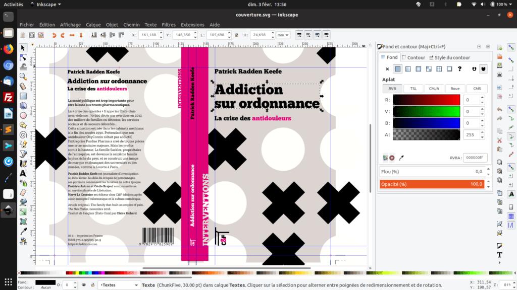 Making-of d'une collection libérée : Addictions sur ordonnance | Polylogue