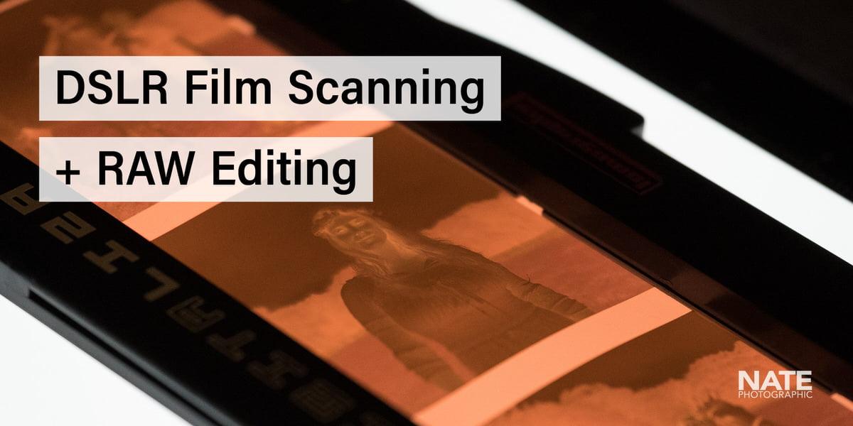 DSLR Film Scanning: The Secret to Perfect Color Negatives