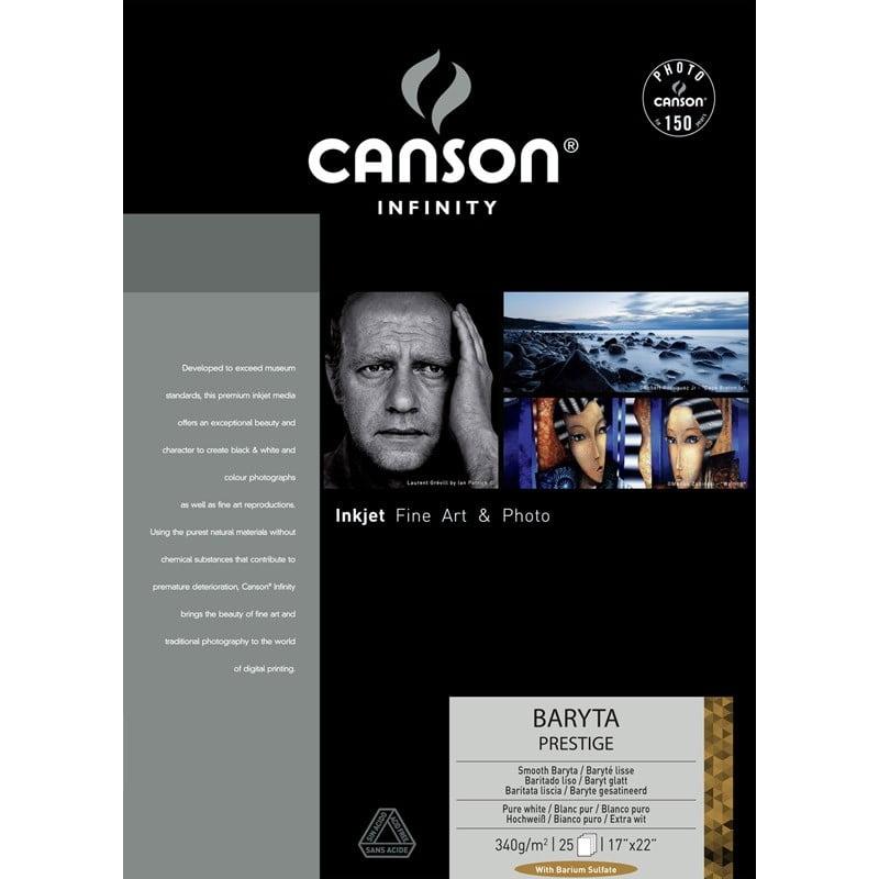 papier Canson Baryta
